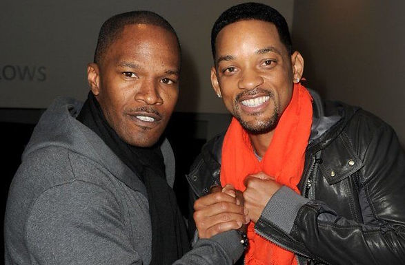 Will Smith and Jamie Foxx are being compared to each other on Twitter