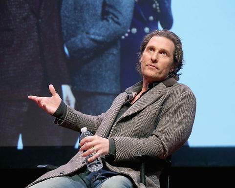 Matthew McConaughey's New Career Path Is Wrestling, As He Hints He May Get In The WWE Ring