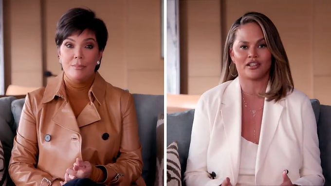 """Kris Jenner labels Chrissy Teigen as the one with """"stupid"""" ideas, Hilarious New Video"""