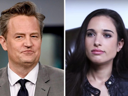 Friends star Matthew Perry splits with fiancée Molly Hurwitz amid slurred speech and health concerns