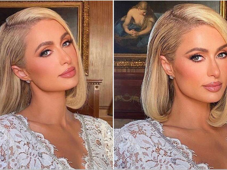 Paris Hilton reveals details of her wedding