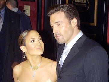 """Jennifer Lopez saw Ben Affleck as """"the one that got away"""""""