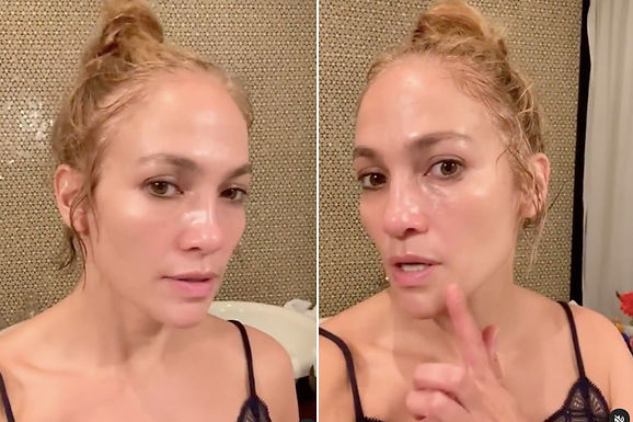 Jennifer Lopez's Rude Response To An Instagram User Who Suggested She'd Gotten Botox