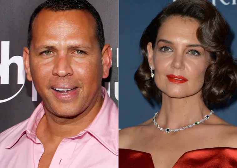 Katie Holmes' Rep Speaks Out After Alex Rodriguez Was Spotted at Her Building