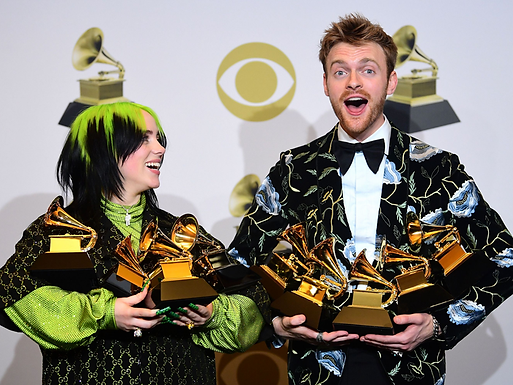 Billie Eilish's brother FINNEAS has worked with more artists than people realise