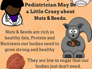 Infographic: Why Your Doctor is Crazy About Nuts And Seeds.
