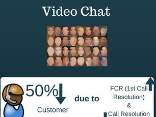 Infographic: Why Live Video Chat is So Important to Today's Businesses Large & Small