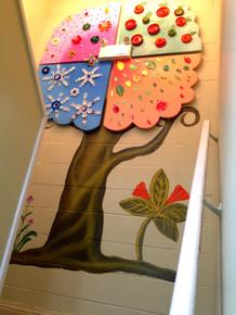 Seasons Recycling Mural