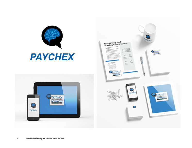 Paychex Branding Project