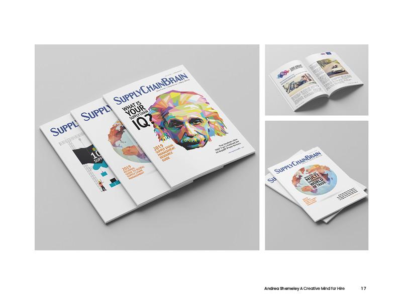 SupplyChainBrain Magazine