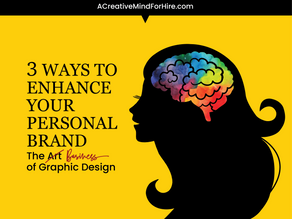 3 Ways to Enhance Your Personal Brand