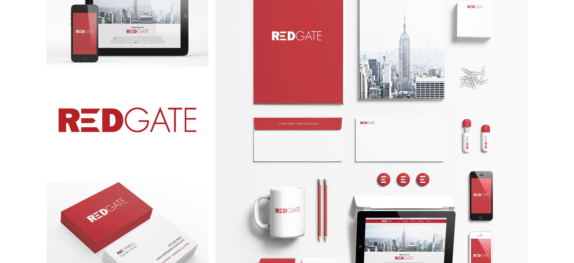 RedGate ReBranding Project