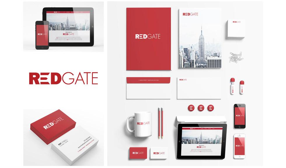 RedGate ReBranding Project