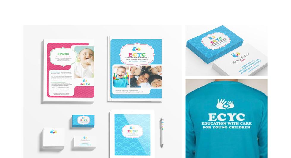 Merck - ECYC ReBranding Project