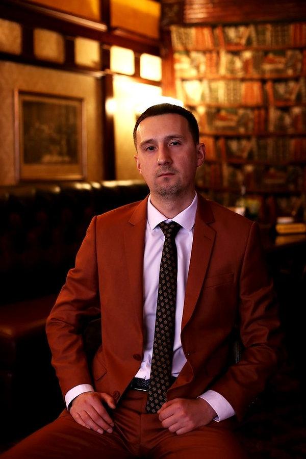 Юрист Семен Васильев
