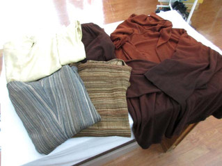 ヨーガンレールの衣類を買い取りました。