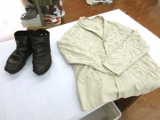 ヨーガンレールとトリッペンのブーツを買取致しました。