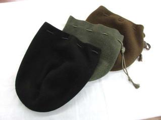 ヨーガンレールのフェルト巾着袋を買取致しました。