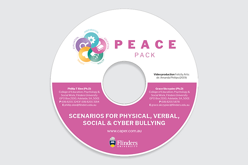 SCENARIOS FOR BULLYING DVD