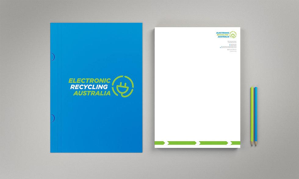 Electronic Recycling Australia Portfolio piece