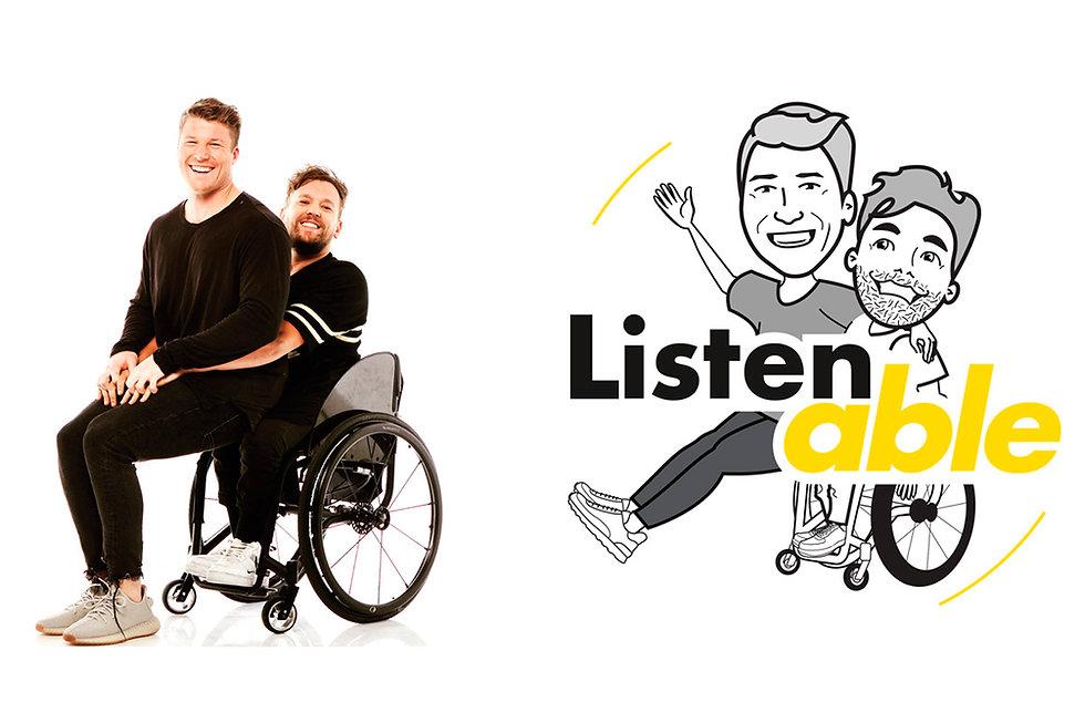 Listenable logo