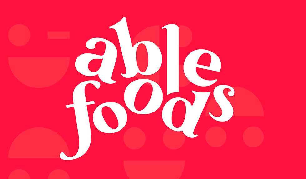 Able Foods logo
