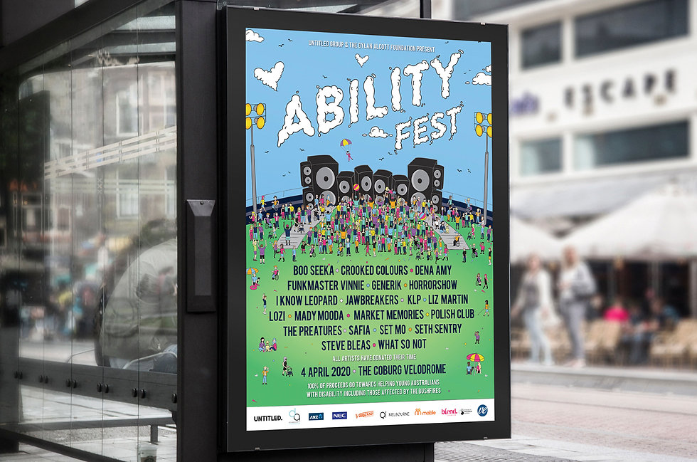 Ability Fest Logo