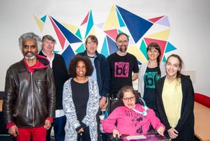Blend Creative team members