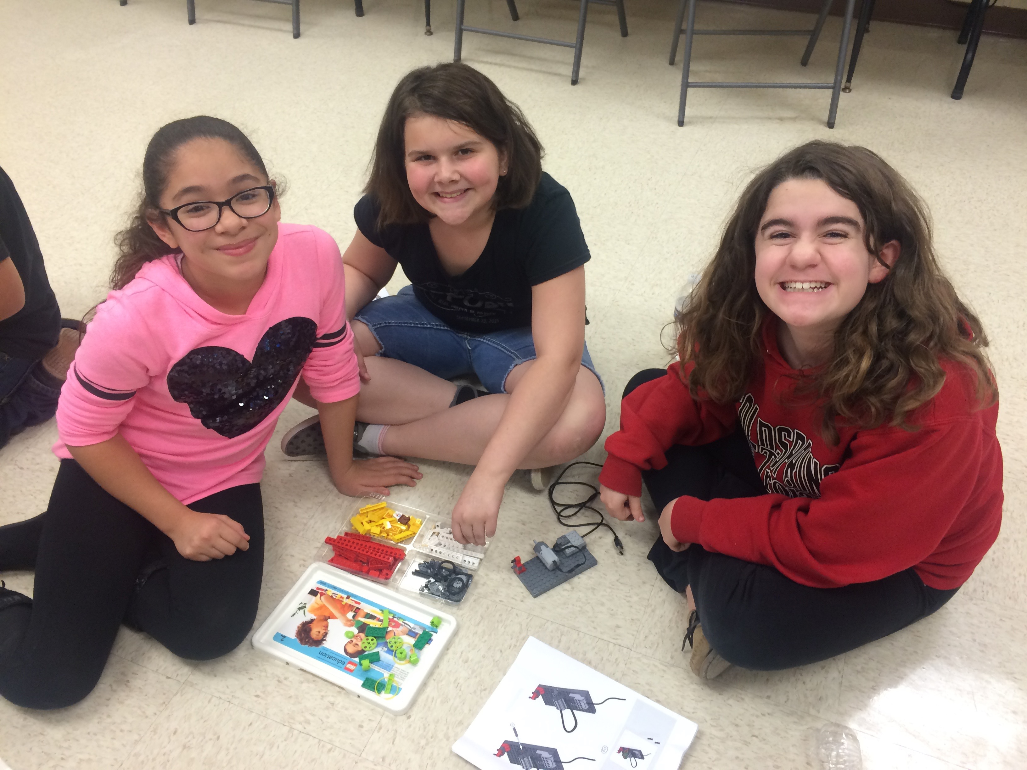 WeDo Robotics Kits for CIS