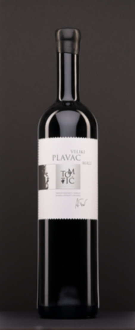 Veliki plavac mali, dry red wine, top quality wine
