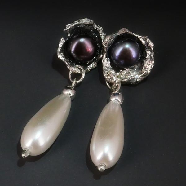 Gray and White Pearl Earrings v2 copy.jpg