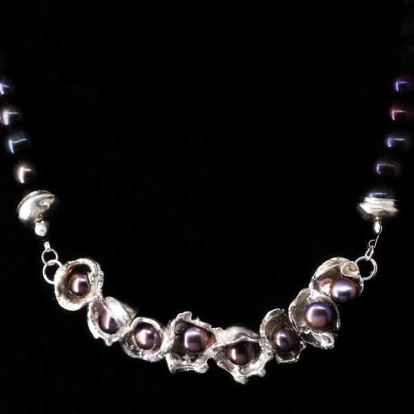 Silver and Gray Freshwater Pearl Necklace v2.jpg