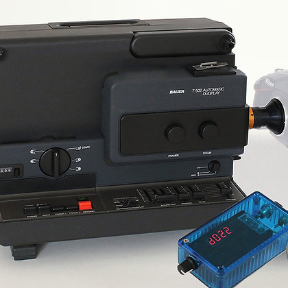 1011 | Super 8 Set para su propia cámara / Bauer T502