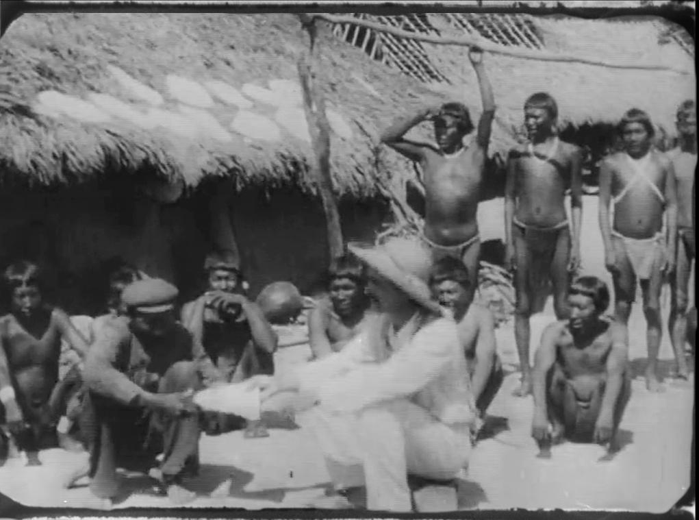 Aus dem Leben der Taulipang/Guayana