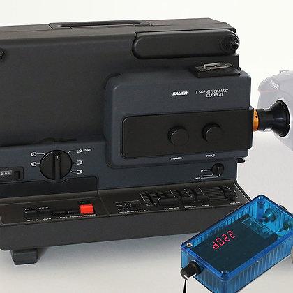 1011   Super 8 Set für die eigene Kamera  / Bauer T502