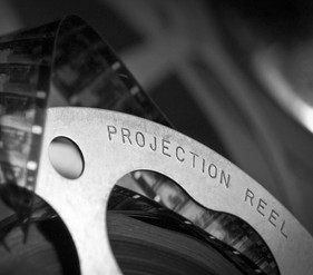 Projection reel