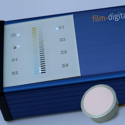 4001 | Lámpara de transferencia de película luz/oscuridad y frío/calor