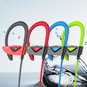 HiFi Bluetooth Waterproof Headphones