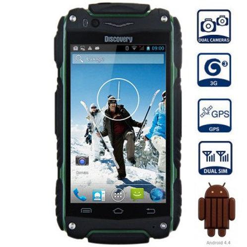 "KT88V 4"" Waterproof phone (Army Green)"