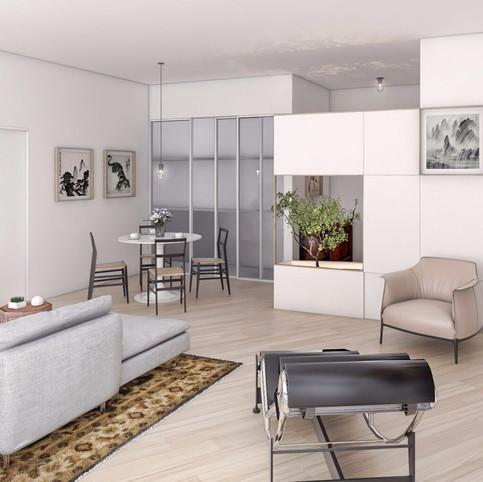 QM apartment
