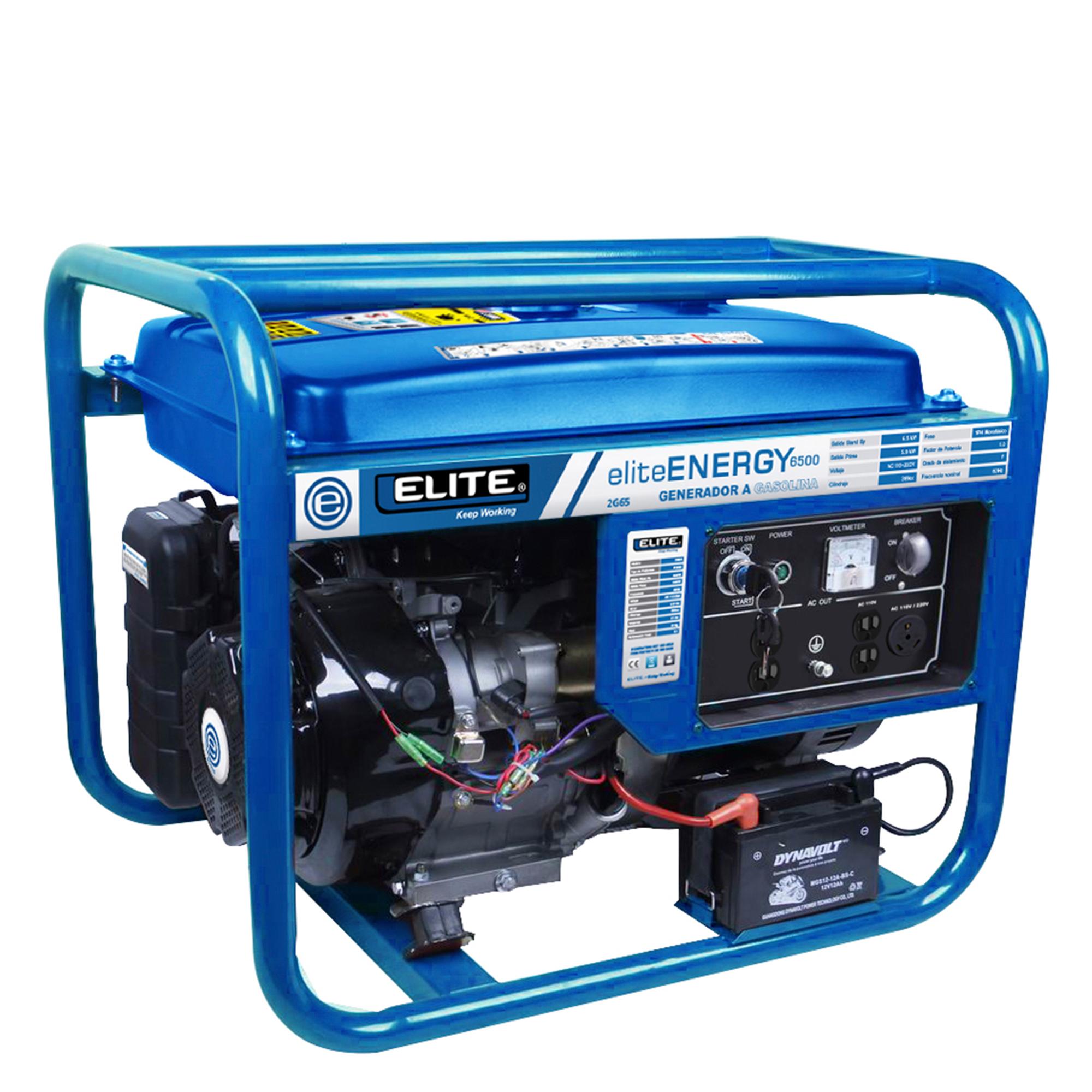 Generadores - Plantas Eléctricas