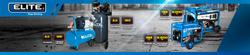 Banner Elite Compresores y generadores .