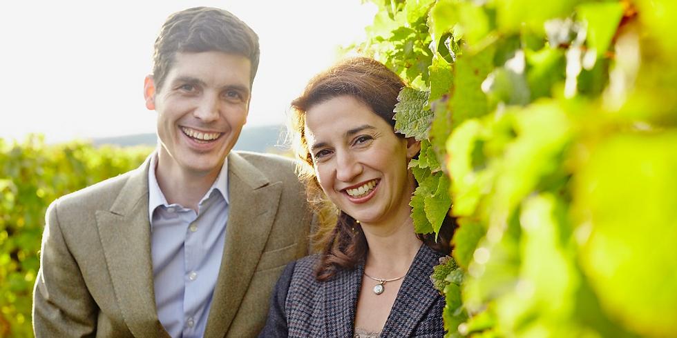 Online Wine Tasting / Website Launch