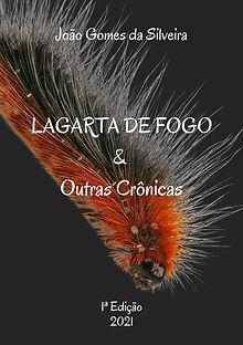 Capa Final  - Lagarta de Fogo & Outras C