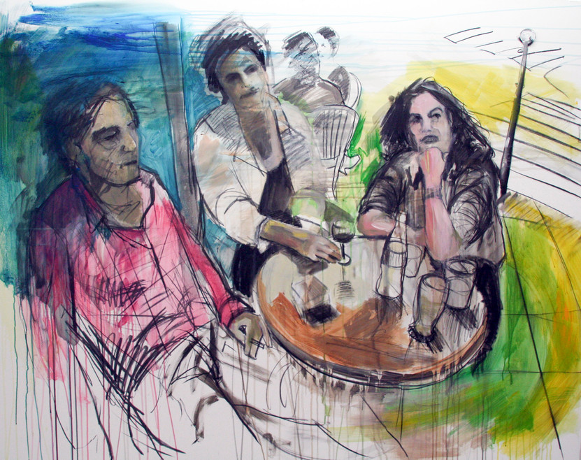 Café à Paris