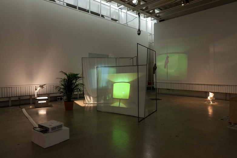 Echoes - Installation I - 2018