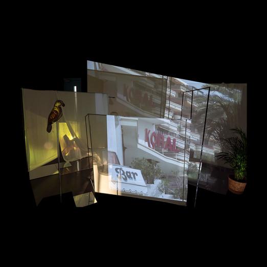 Echoes - Installation II - 2018
