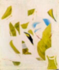 Pintura Carlos Sebastiá - Adolescencia en el club naútico 3