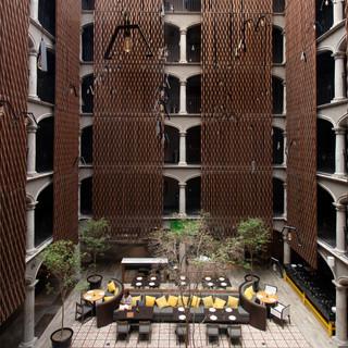 Hotel Posada Guadalajara, México