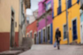 Mujer en Colores, Gto. - México
